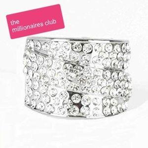 Millionaires Club Paparazzi jewelry